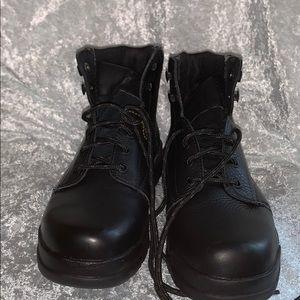 Hytest Safety Steel Toe Footwear